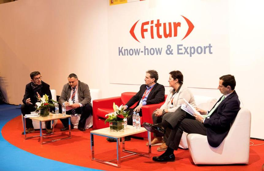 Keys to Fitur 2020 Photo credit: FITUR/Ifema