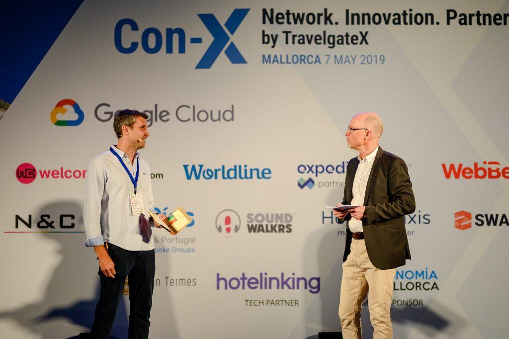 Evento de networking ConX