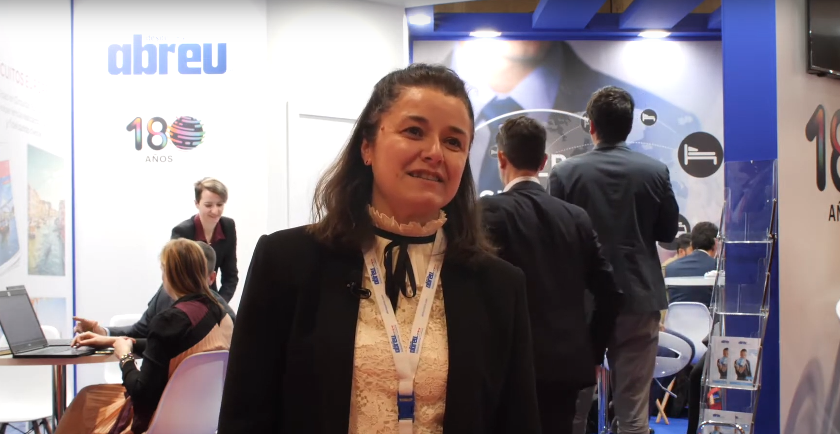 Ana Pérez, Sales Manager Abreu Viajes