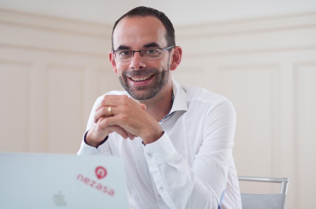 Manuel Hilty, CEO Nezasa