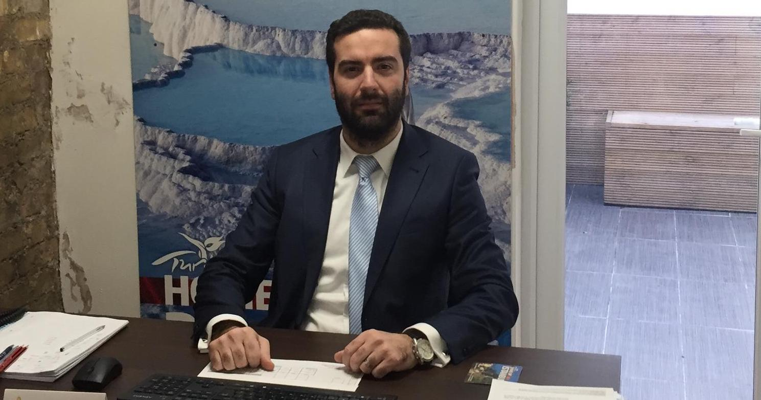 Interview: Sinan Aydin, Managing Director of Right Holidays