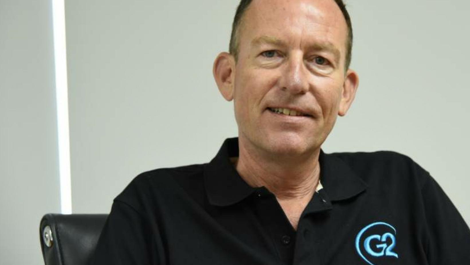 David Littlefair, President & Co-founder of G2 TL